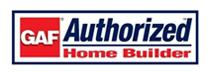 GAF Authorized Home Builder