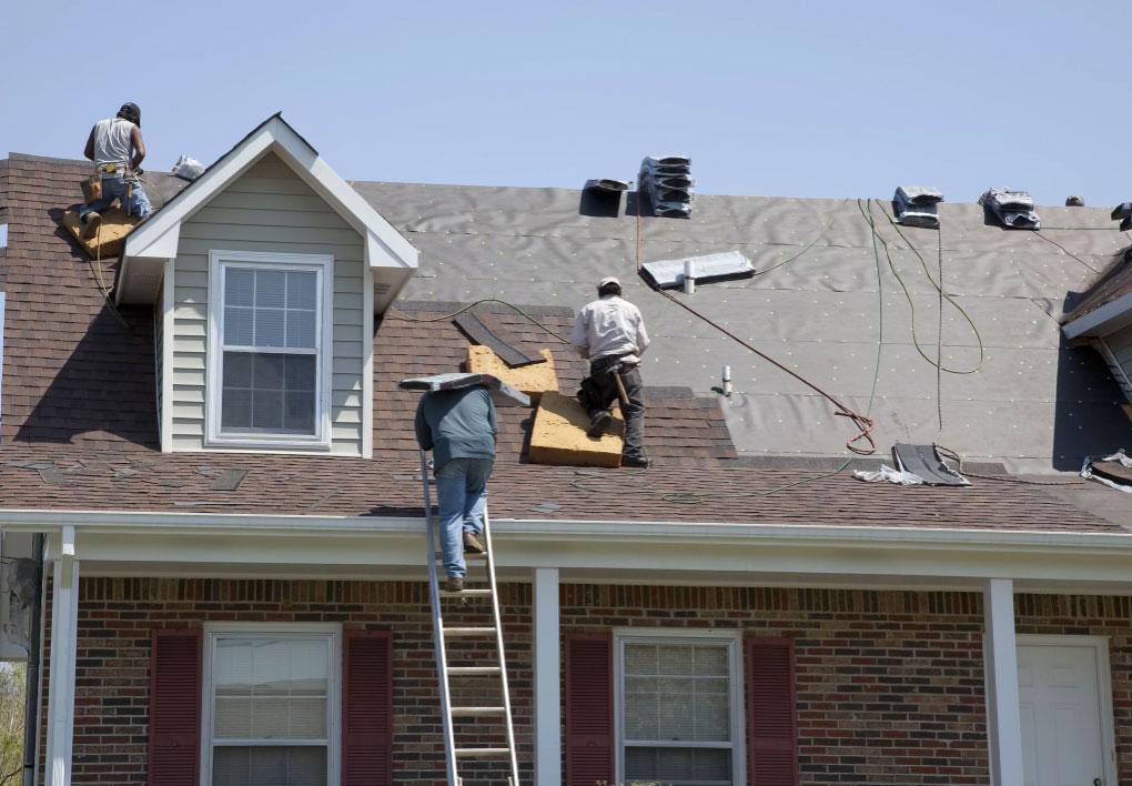 Hampton Roofing Contractors